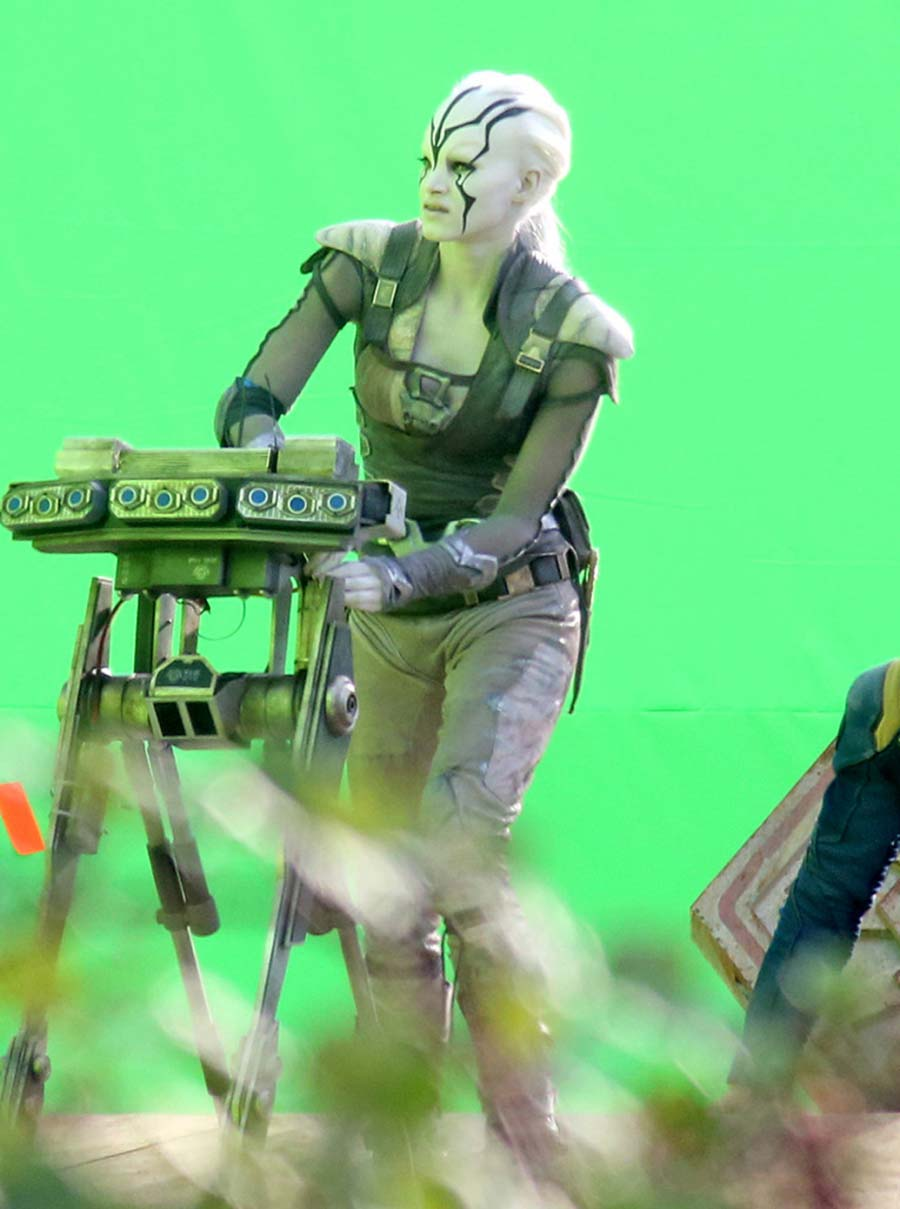 New Star Trek Beyond Spot Shows Off